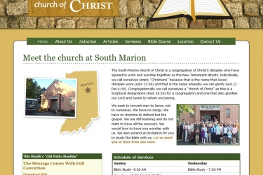 South Marion Website